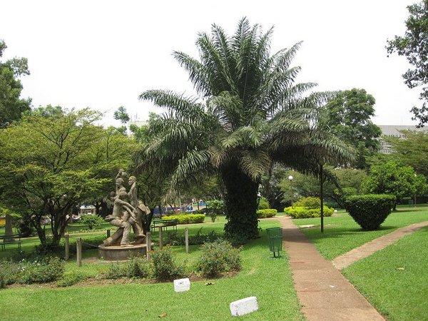 Джубили Парк в Кампале...