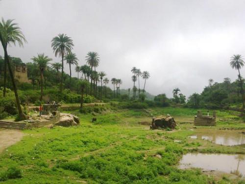окрестности городка АчалГарх