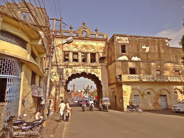 Бхопал, район Моти Масджид