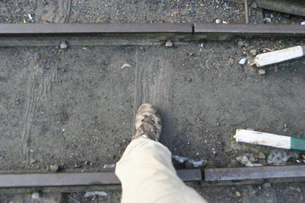 Ширина колеи в сравнении с обувью 43-го размера