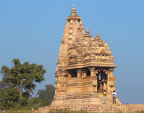 Храм Джавари в Каджурахо (Javari Temple)
