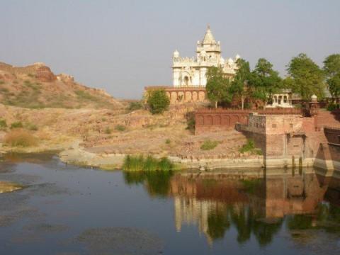 Джасвант Тхада, Джодхпур