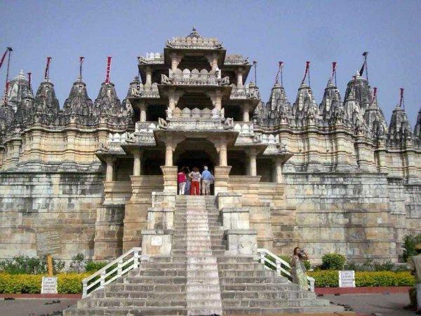 Ранакпур. Главный храм