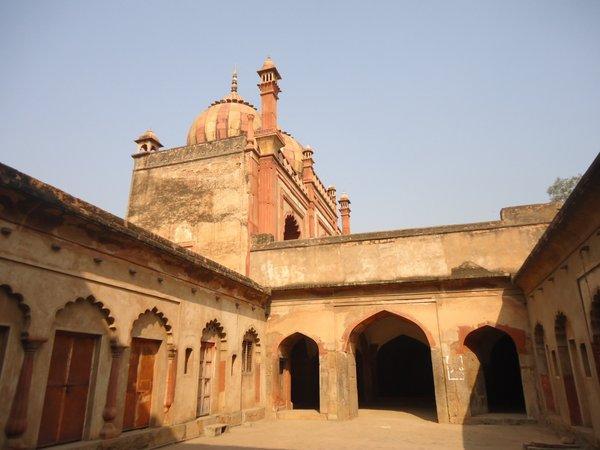 Фото - Мечеть Сафдарджанга, Дели