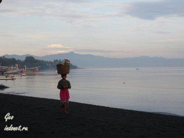 Ловина, Бали