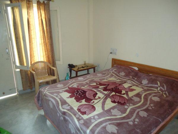 Ришикеш. Комната в отеле Shiva Resorts