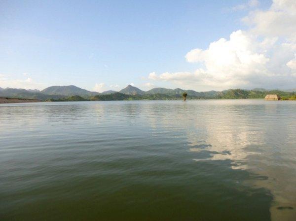 Озеро - мираж