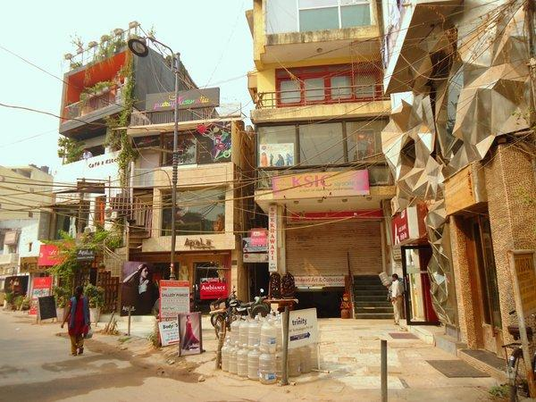 Hauz Khas Village