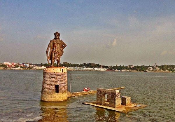 Raja Bhoj - основатель Бхопала