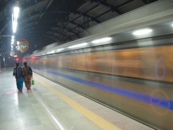 Делийское метро