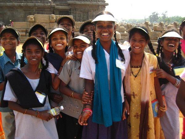 улыбчивая Индия