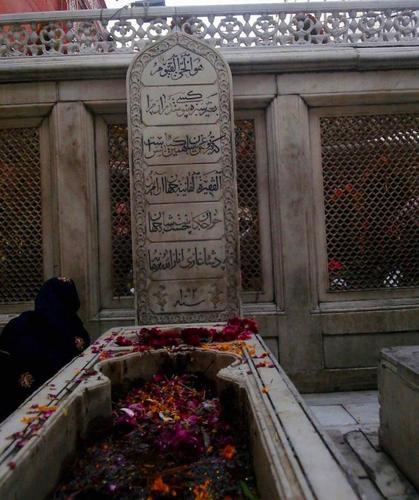 могила Джаханары