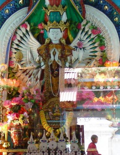 Тара из буддийского храма Катманду