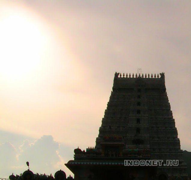 Храм Аруначалешвар