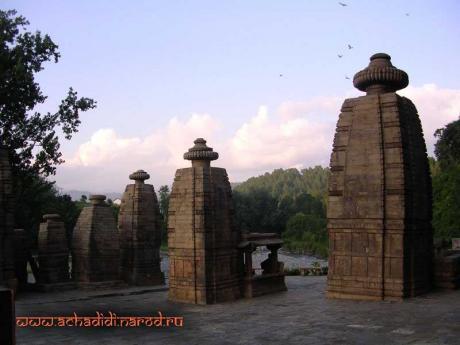 Храм Байджнатха