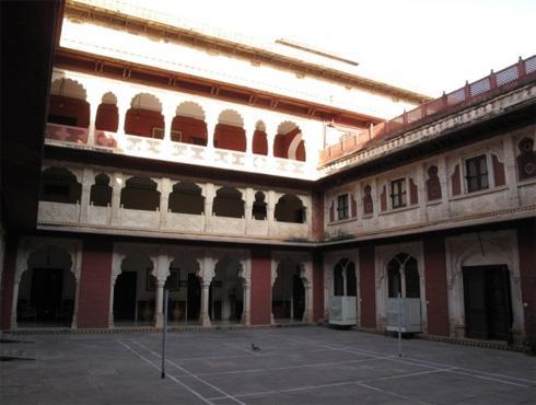 Кота, дворец