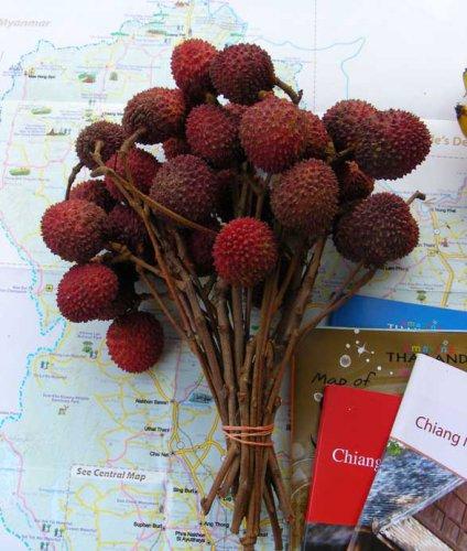 Букет тайский фруктовый