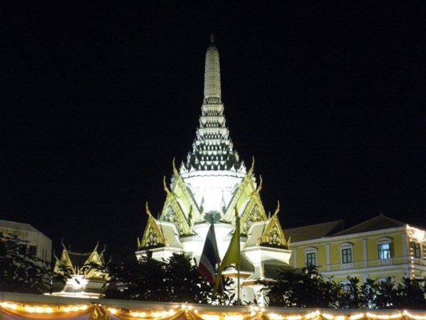 Королевство Таиланд. Ночной Бангкок