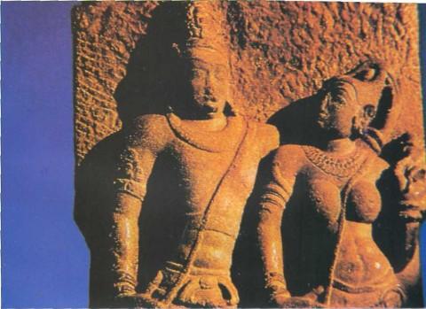 Скульптурные ваяния храмов Паттадакала