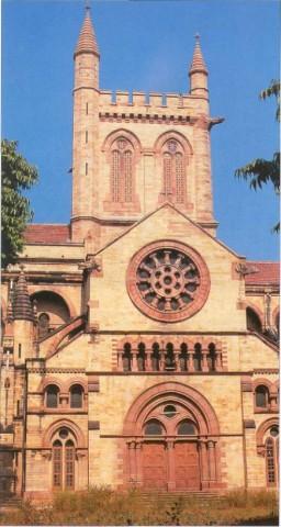 Аллахабад. Собор Всех Святых, сейчас известный как Церковь Св. Иоанна