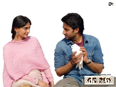 Кадр из фильма Delhi-6