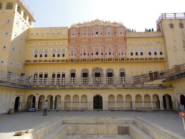 Хава махал, Джайпур