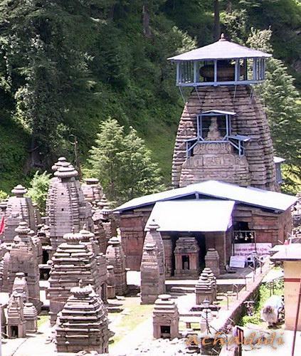 Храмы Джагешвара
