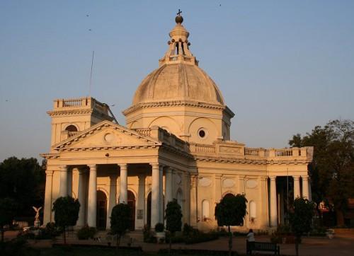 Церковь св.Джеймса в Дели. Фото Митрия