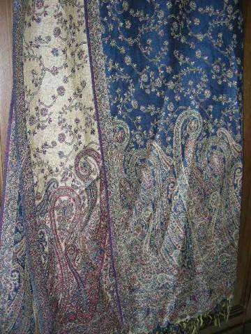 орнамент шали