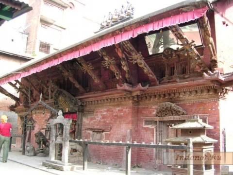 Дурбар Катманду. Храм Таран Деви