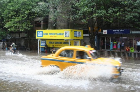 Колкатское такси