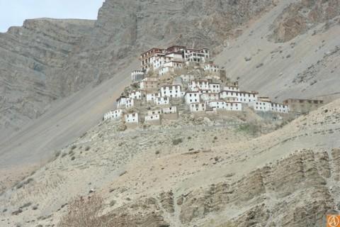 Kye-monastery, 17.05.08