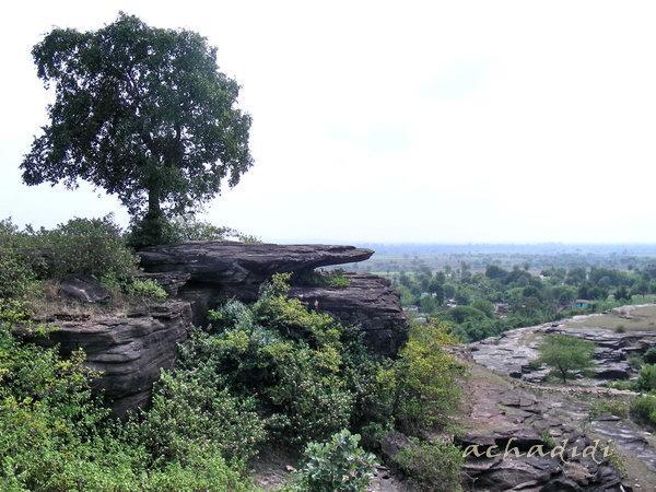 Удаягири, скалы, Мадхья прадеш