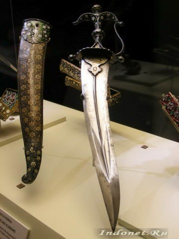 могольский клинок