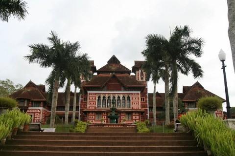 Здание Napier Museum