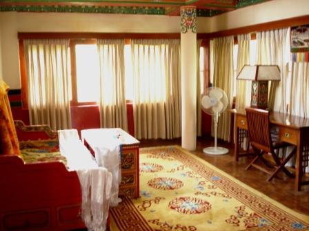 Резиденция Далай Ламы