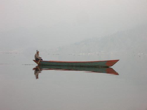 Непальская лодочка