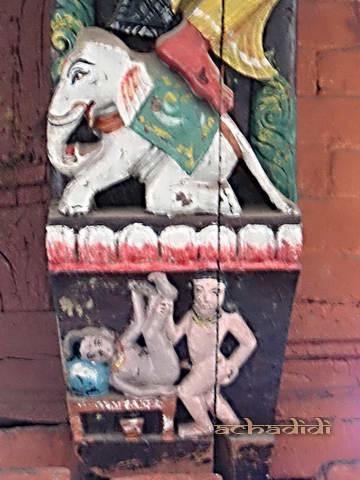 храм Шивы, интернациональный секс