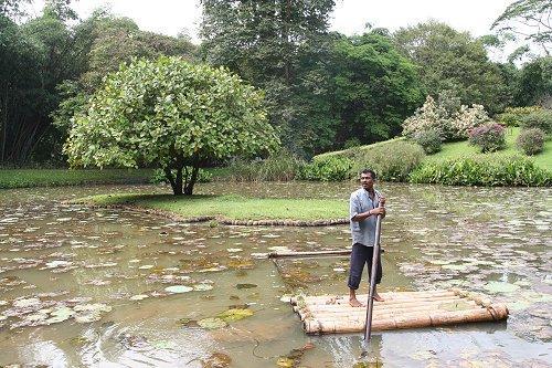 Ботаническое озеро