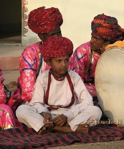 Раджастанские музыканты