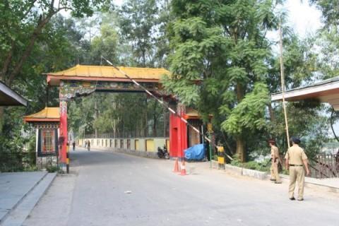 Сикким. КПП Рангпо