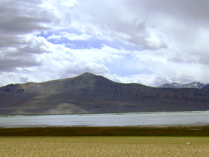 озеро Тсоморири