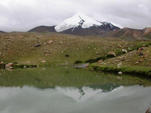 Озеро в Ладакхе