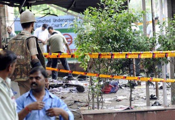 Теракт в Дели, фото http://www.thehindu.com