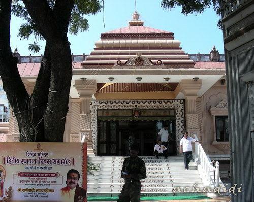 Современный храм Варанаси