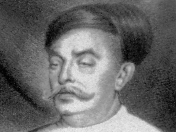 Д.Б.Вадия - легенда индийского кораблестроения