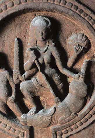 Махишасурмардини Бхумара, Мадхья- Прадеш, 5-й век