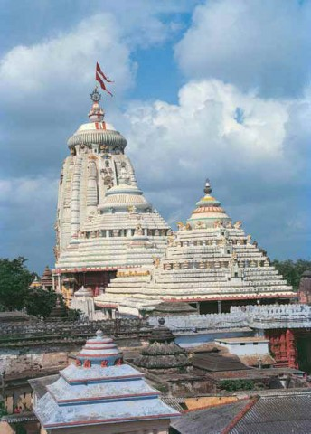 Храм Джаганатх в Пури