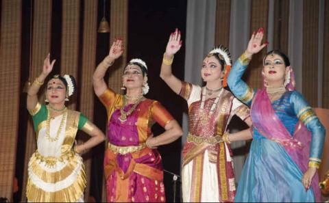 Индийские танцовщицы
