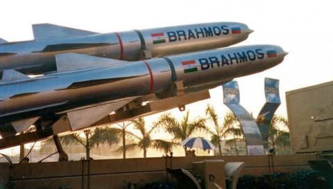 Ракеты Брахмос